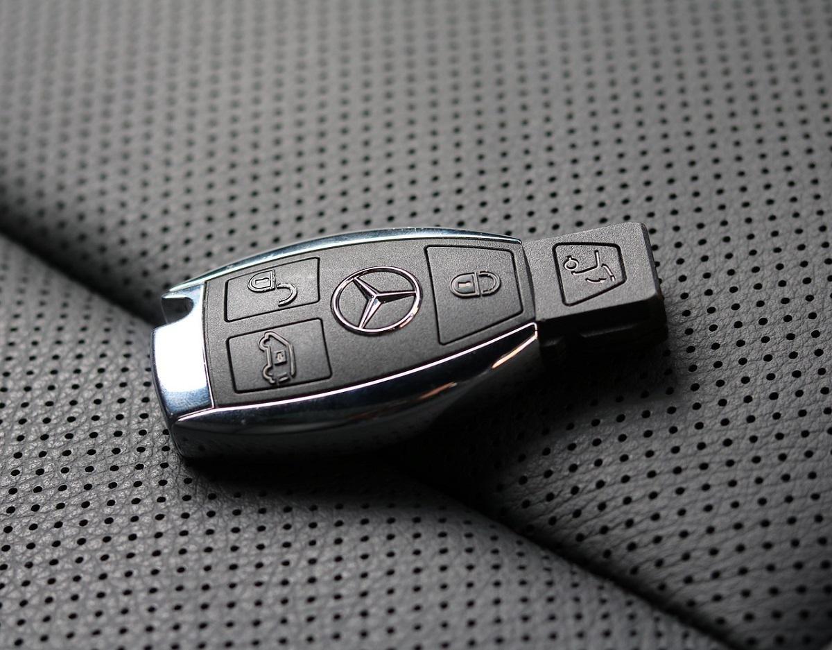 kluczyki od samochodu